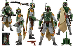 Boba Fett (#06) - The Black Series Six Inch Scale