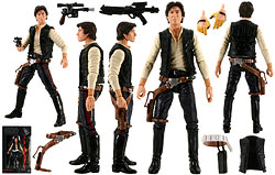 Han Solo (#08) - The Black Series Six Inch Scale