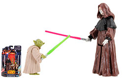 Darth Sidious and Yoda (Senate Duel) - Mission Series (MS10)