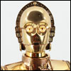 C-3PO - Real Action Heroes