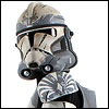 Wolfpack Clone Trooper (104th) - 1:6 Scale Figures