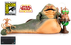 Jabba the Hutt's Throne Room (The Black Series Exclusive)