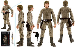 Luke Skywalker (#11) - The Black Series Six Inch Scale