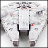 Battle Action Millennium Falcon - TFA - Vehicles (Class III) (Space)