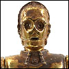 C-3PO [New Pull-Apart Feature] - POTF2 [G/FF] - Basic