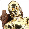 C-3PO (With Ewok Throne) - TSC - Basic (SAGA 042)