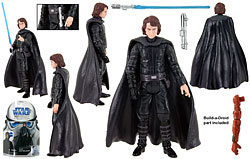 Episode III Concept Art Anakin Skywalker