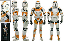 Republic Clone Trooper (212th Attack Battalion: Utapau)