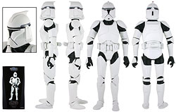 Republic Clone Trooper (Phase I Armor)
