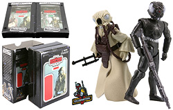Bounty Hunters (30th Anniversary Exclusive) [4-LOM (VCP01)/Zuckuss (VCP02)]