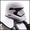 First Order Stormtrooper Squad Leader - TFA - Build A Weapon (Snow)
