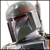 Boba Fett (Deluxe) - HT - Movie Masterpiece Series