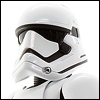 First Order Stormtrooper - HT - Movie Masterpiece Series