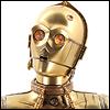 C-3PO - 1:6 Scale Figures