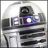R2-D2 (Unpainted Prototype) - 1:6 Scale Figures