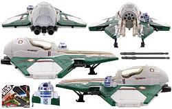 Anakin Skywalker's Starfighter