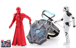 Force Link Starter Set/First Order Stormtrooper Executioner/Elite Praetorian Guard (With Whip-Staff)