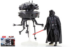 Imperial Probe Droid/Darth Vader