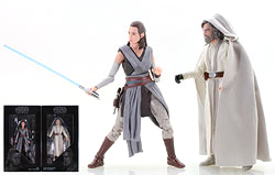 Rey (Jedi Training)/Luke Skywalker (Jedi Master)