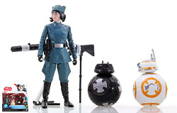 Rose (First Order Disguise)/BB-8/BB-9E