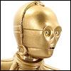 See-Threepio (C-3PO) - TBS [SW40] - Six Inch Figures