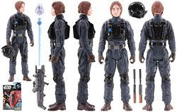 Sergeant Jyn Erso [Imperial Ground Crew Disguise]