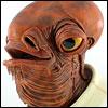 Admiral Ackbar - Life-Size Busts