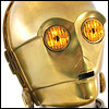 C-3PO - Life-Size Busts