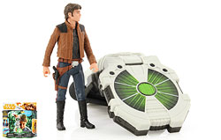 Force Link 2.0 Starter Set/Han Solo