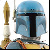 Boba Fett (Animation Version) - HT - Movie Masterpiece Series