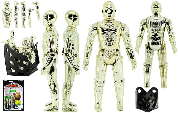 C-3PO (Removable Limbs)