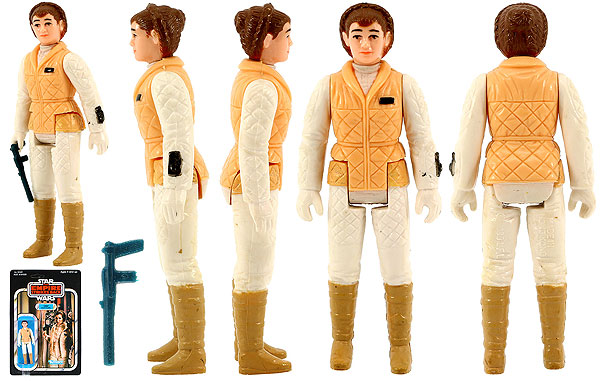 Leia (Hoth Outfit)