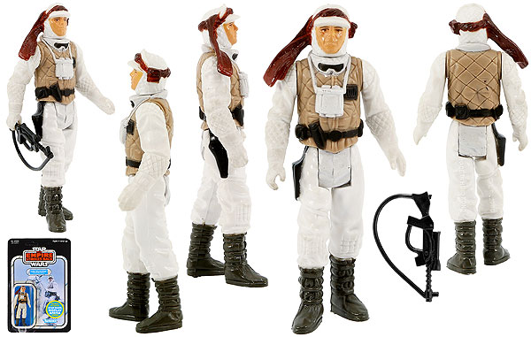Luke Skywalker (Hoth Battle Gear)