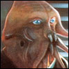 Squid Head - ROTJ - Basic