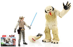 Wampa/Luke Skywalker (Hoth)