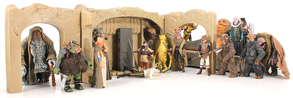 Jabba's Palace (Adventure Set)