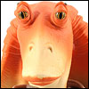 Jar Jar Binks - EI - Action Collection