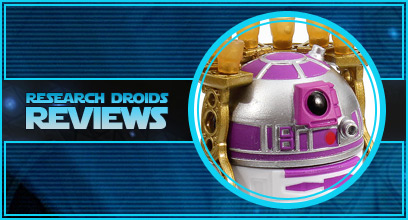 Astromech Droid [Purple/White - Server]