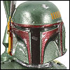 Boba Fett (Carbonized) - TBS [P3] - Six Inch Figures (Exclusive)