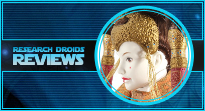 Queen Amidala (Red Senate Gown) Portrait Edition (3 of 3)