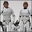 "12"" Luke Skywalker/Han Solo (Stormtrooper Disguise)"