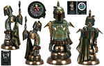 Boba Fett (Bronze) (2008 Celebration Japan / Gentle Giant) - Gentle Giant - Classics Busts (2008)