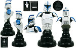 Lieutenant Clone Trooper (AOTC) (2008 Gentle Giant PGM) - Gentle Giant - Classics Busts (2008)