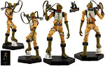 Bossk (The Clone Wars) (Celebration V) - Gentle Giant - Maquettes (The Clone Wars) (2010)