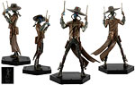 Cad Bane (The Clone Wars) - Gentle Giant - Maquettes (The Clone Wars) (2011)