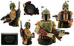 Boba Fett [Return of the Jedi] (Convention Exclusive) - Gentle Giant - Mini Busts (2013)