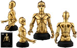 C-3PO (McQuarrie Concept) (SDCC) - Gentle Giant - Mini Busts (2013)