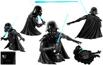 Darth Vader (McQuarrie Concept) (SDCC 2010) - Gentle Giant - Mini Busts (2010)