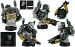 Republic Commando Scorch (Gentle Giant) - Gentle Giant - Mini Busts (2010)