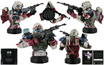Republic Commando Sev (Forbidden Planet) - Gentle Giant - Mini Busts (2010)